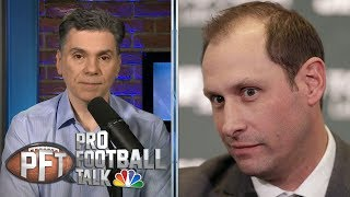 Adam Gase makes memorable first impression with Jets   Pro Football Talk   NBC Sports