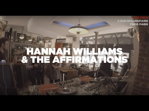 Hannah Williams & The Affirmations • Live Session • LeMellotron.com