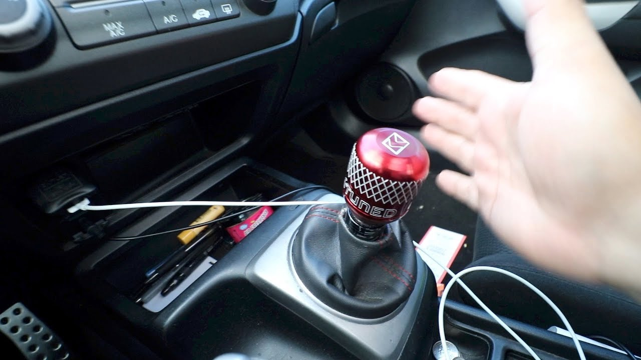 Are weighted shift knobs worth buying?