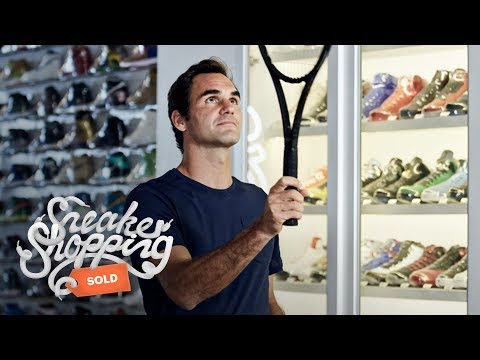 Thumbnail: Roger Federer Goes Sneaker Shopping With Complex
