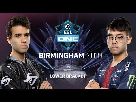 PSG.LGD vs Team Secret - ESL One Birmingham - Game 2