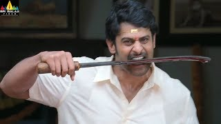 Mirchi Movie Scenes | Prabhas Powerful Action Scene | Koratala Siva, Anushka | Sri Balaji Video
