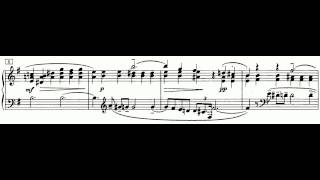 Scriabin - Prelude Op. 11 No. 4 in E minor