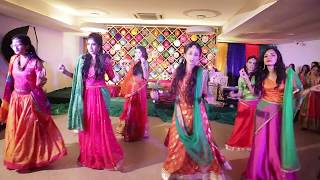 Basma and Nowroz's Holud Performance! (Bride's Introduction)