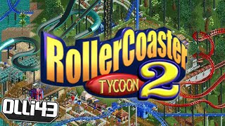 Rollercoaster Tycoon 2 : Ultimate Park Build (Episode 1)