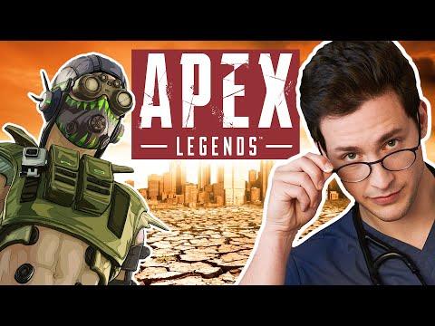 Real Doctor Plays APEX LEGENDS Season 2 | My Gaming Setup