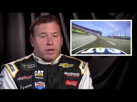 NASCAR Heat 2 Ryan Newman Challenge Texas Turns One and TwoStep