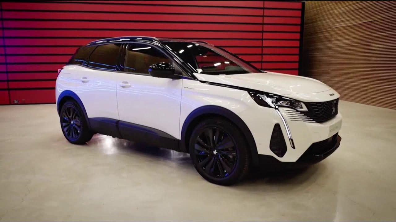 """Musique de la pub Peugeot – le garage """"nouveau Peugeot 3008 hybride rechargeable""""  Mai 2021"""