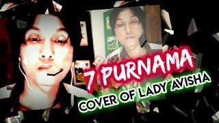TUJUH PURNAMA  COVER Of LADY AVISHA