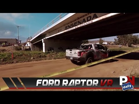 Ford Released The First Virtual Reality With The Raptor