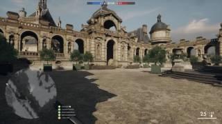 BF1 Assault Gameplay - Ballroom Blitz - Automatico M1918 Factory