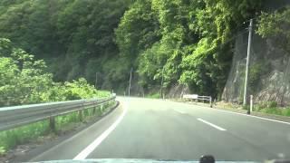 国道106号線宮古→盛岡 Japan National Route 106 Miyako⇒Morioka