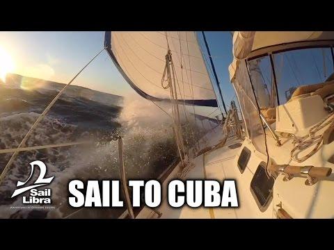 Sail on Libra to Cuba!