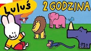2 godzina Luluś - Narysuj mi zwierzęta | Kompilacja #3 HD // Kreskówki dla dzieci