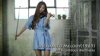 Unchained Melody(언체인 멜로디) - 조아람 전자바�...