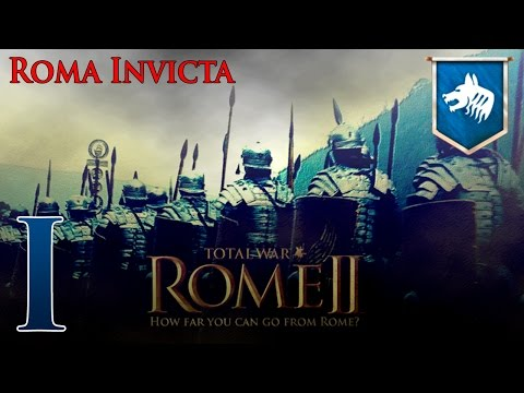 Прохождение Total War:Rome 2 - Бойи #1. Начало