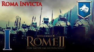 Прохождение Rome 2: Total War - За Рим! Дом Сципионов #1 [Roma Invicta - Непобедимый Рим]