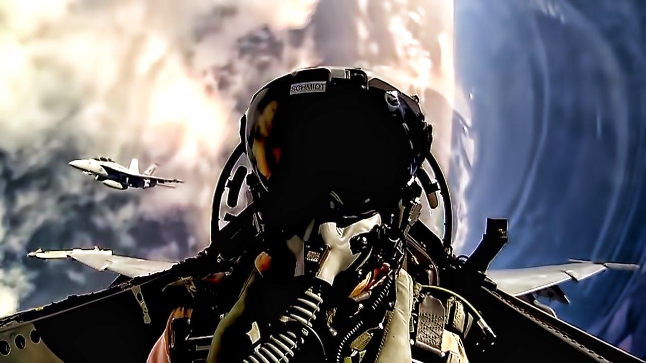 Navy F/A-18 Super Hornet Cockpit Video • Fighting ...