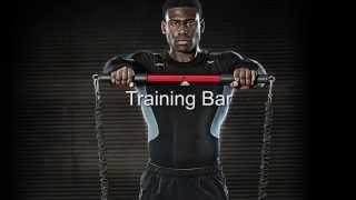 深蹲 Squat - Adidas Training Bar