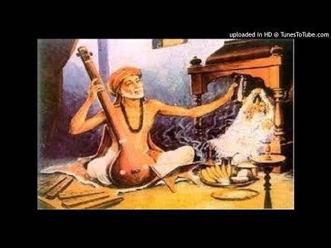 Thyagaraja Kriti-Banturiti-Hamsanadam-Adi-MS Subbulakshmi