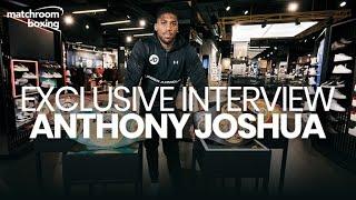 Anthony Joshua on Usyk/Pulev talks, Ruiz rematch, Wilder vs Fury 2 & more