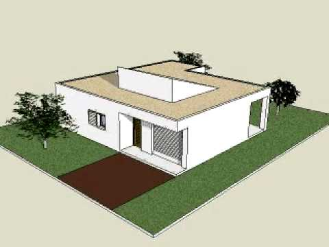 Casas econ micas swed houses 5 145 youtube for Construccion de albercas economicas