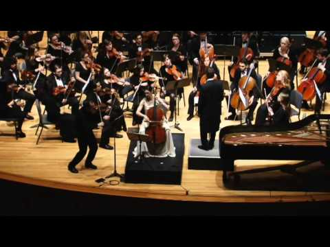 Beethoven Triple Concerto  III.  Rondo alla polacca