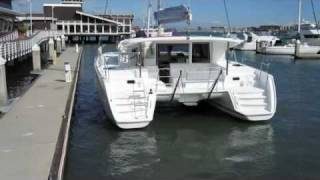 Boat Docking Guide - Getting On Dock, breeze onto dock