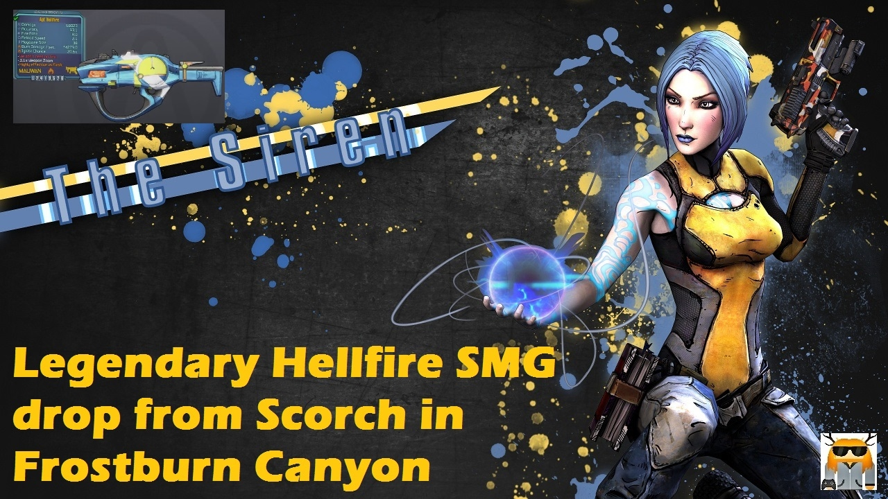 Borderlands 2 Frostburn Canyon Enkindling – Wonderful Image