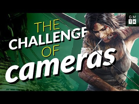 The Challenge Of Cameras | Game Maker's Toolkit
