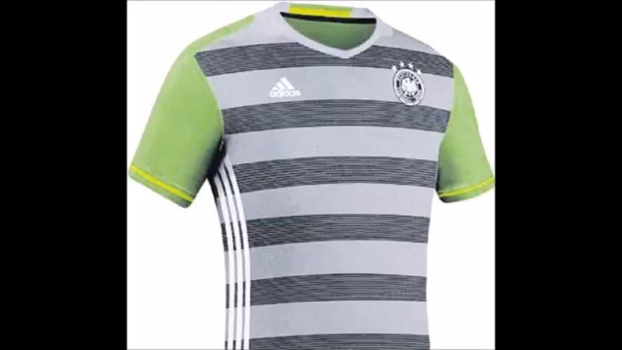 085247dfab3e0 Las camisetas de futbol mas raras (2015 2016) - YouTube