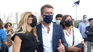 Feijóo indica que el PP va a intentar volver a reunir el voto de centroderecha