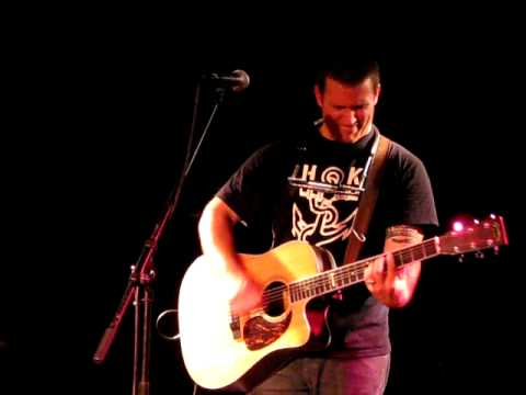 Chuck Ragan - The Boat - Cafe Du Nord - SF