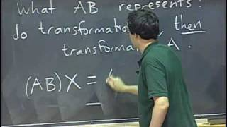 Lec 3 | MIT 18.02 Multivariable Calculus, Fall 2007