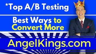 Erstellen Sie die BESTE Landing Seiten, die Konvertieren - Top A/B-Testing-Software