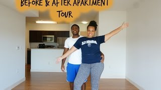 New Apartment Tour | Before & After