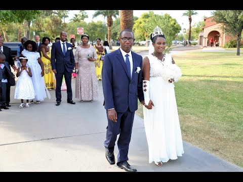 Innocent & Chantalle's Wedding