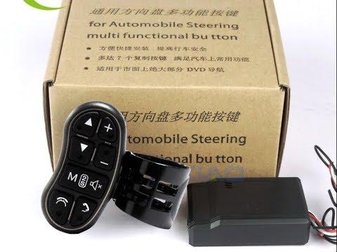 Кнопки на руль для НЕ андроид магнитолы / Buttons Steering Wheel Control