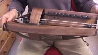 Non Resonating Hurdy-gurdy introduction