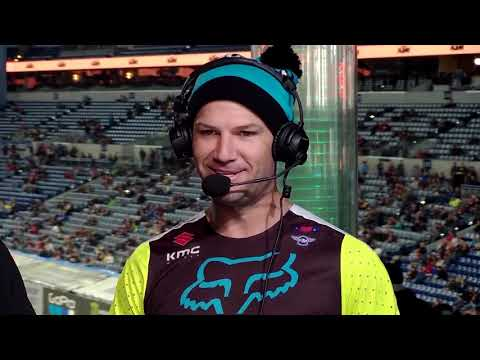 Chad Reed Race Day Live Interview Indianapolis