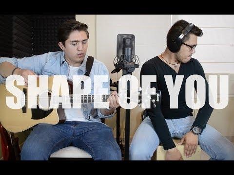 Shape of You - Ed Sheeran (Acoustic Mashup - Segundo Piso)