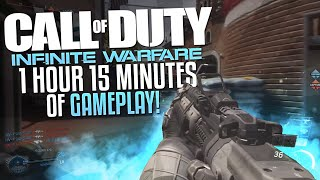 Call of Duty: Infinite Warfare - 1 HOUR 15 MINUTES OF MULTIPLAYER GAMEPLAY