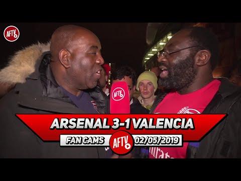Arsenal 3-1 Valencia | Maitland-Niles Showed A Lot Of Heart Tonight! (Kenny Ken)