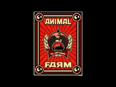 Animal Farm AUDIOBOOK Part 3 of 3 Chapter 8,9,10 George Orwell