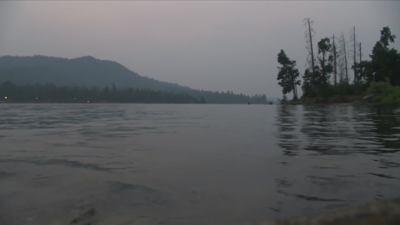 'Just say some prayers': Bass Lake and North Fork communities evacuate
