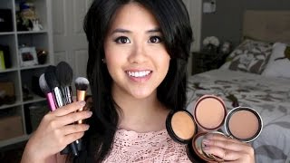 Top Favorite Bronzers + Brushes Thumbnail