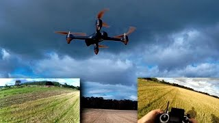 Hubsan H501S X4 Advanced Flights Flips & Review Summary