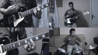 The Strokes - Reptilia (One Man Band Cover)