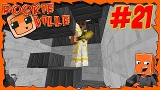 ROOKIE VILLE #21 | PREPARADOS PARA EL INFIERNO | Minecraft 1.12.2 - Serie de Mods
