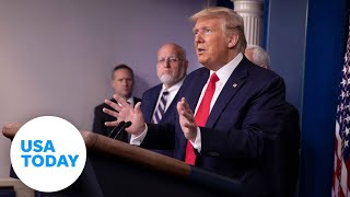 Download White House addresses coronavirus, stimulus package still held in Senate | USA TODAY Mp3 and Videos